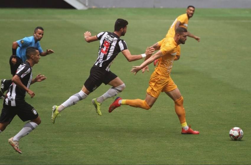 Brasiliênse e Gama vencem na 2ª rodada das Semifinais do Candangão 2021.