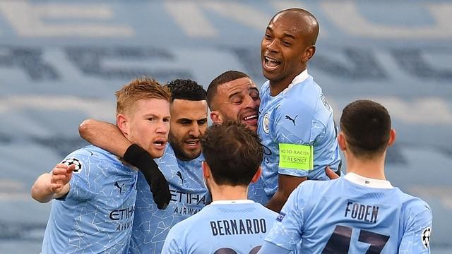 City vence o PSG de novo e chega a sua primeira final de Liga dos Campeões.