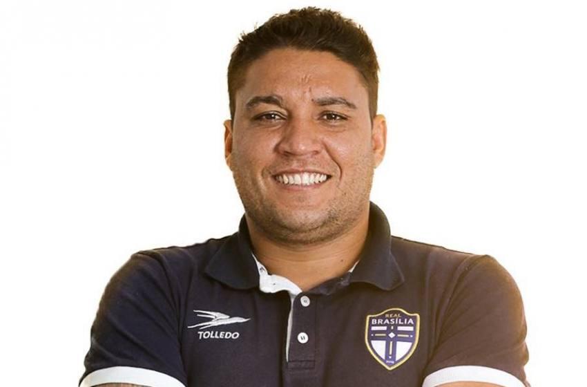 Paracatuense Alisson Guirra deixa Real Brasília.