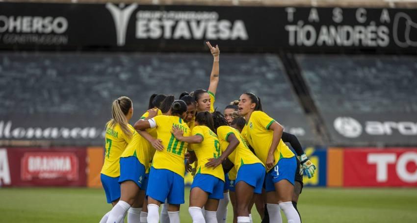 Seleção Brasileira Feminina é convocada para a Olimpíada de Tóquio.
