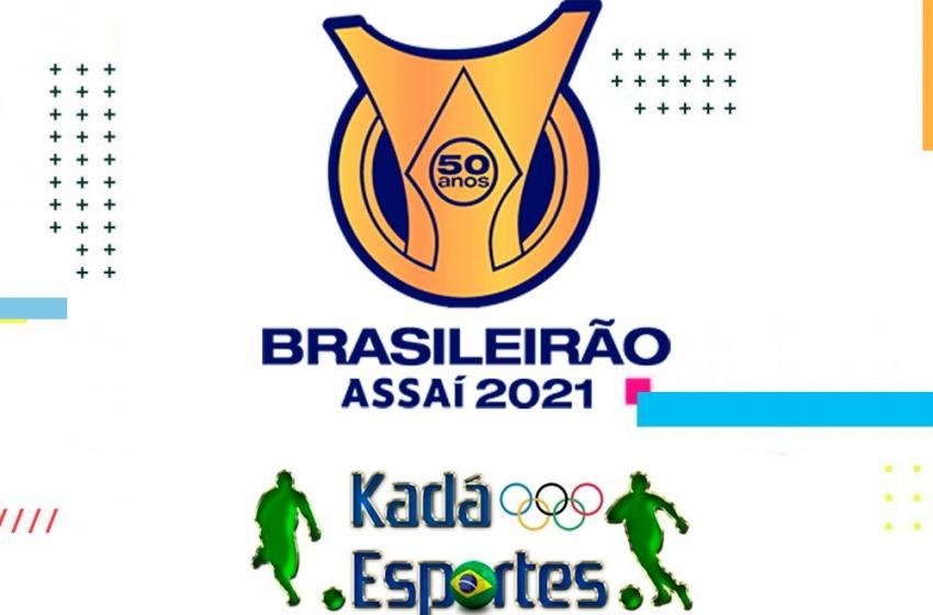 Confira a Classificação atualizada do Brasileirão 2021.