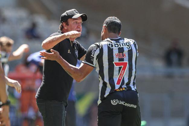 De novo com Cuca, Atlético-MG mira melhor série invicta do time na era dos pontos corridos.