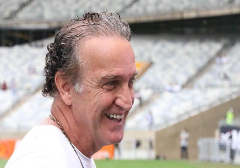 Cuca analisa conta por título do Brasileiro e elogia sinergia com torcida do Atlético-MG.