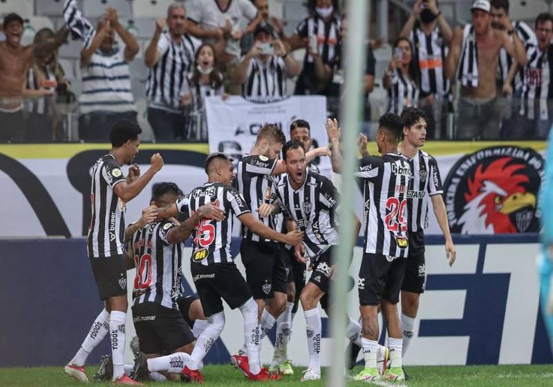 Desfalcado, Atlético-MG contorna cenário negativo para seguir no roteiro do título.
