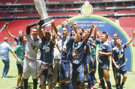 Paranoá vence o Brasília  nos pênaltis e é campeão invicto da Segunda Divisão Candanga de 2021.